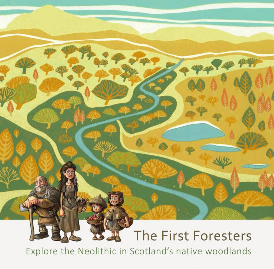 Behind the Scenes: Creating 'The First Foresters'