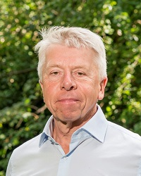Simon Hodgson, Chief Executive