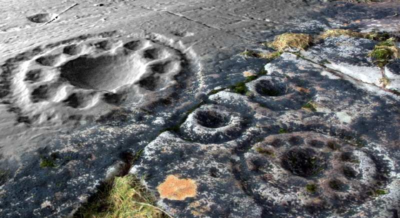 Ormaig cup and ring marks