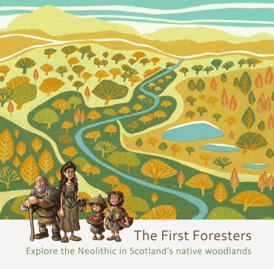 The First Foresters front cover