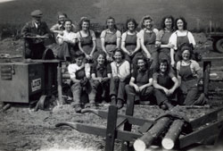 womens timber corps