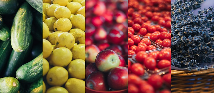Fruitmarket by flickr minhocos