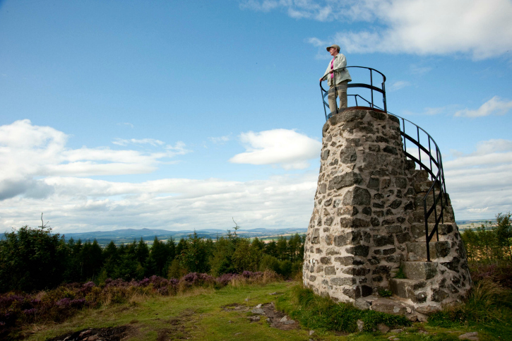 tappie tower at kirkhill