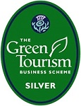 Green Tourism award silver