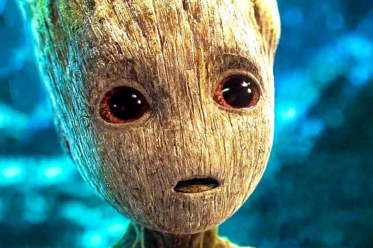 movie forests baby groot
